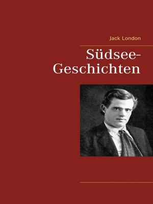 cover image of Südsee-Geschichten