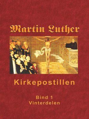 cover image of Kirkepostillen--Vinterdelen