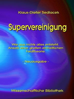 cover image of Supervereinigung