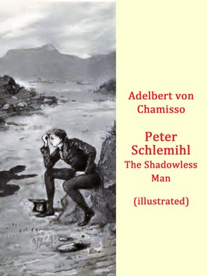 cover image of Peter Schlemihl -The Shadowless Man
