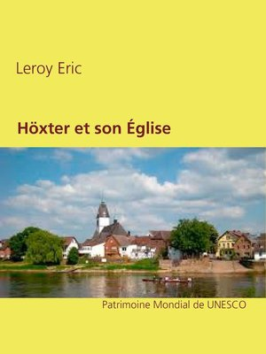 cover image of Höxter et son Église abbatiale