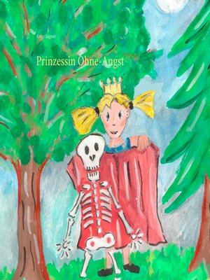 cover image of Prinzessin Ohne-Angst