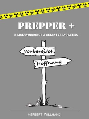 cover image of Prepper +