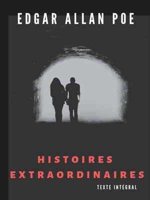 cover image of Histoires extraordinaires (texte intégral)