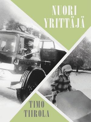 cover image of Nuori Yrittäjä