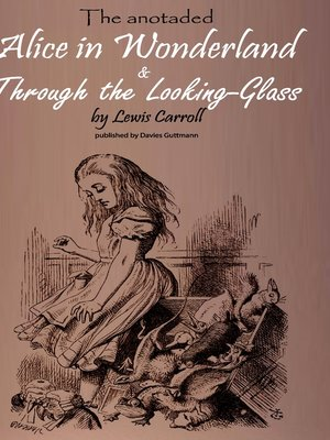 cover image of Alice in Wonderland & Through the Lookung-Glass
