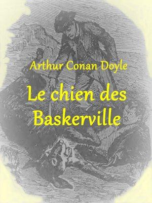cover image of Le chien des Baskerville
