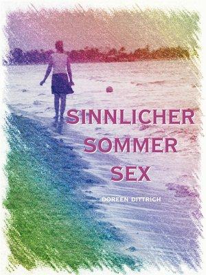 cover image of Sinnlicher Sommer Sex
