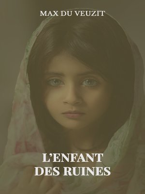 cover image of L'enfant des ruines