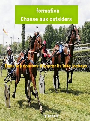 cover image of formation chasse aux outsiders