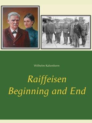cover image of Raiffeisen