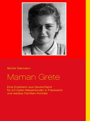 cover image of Maman Grete