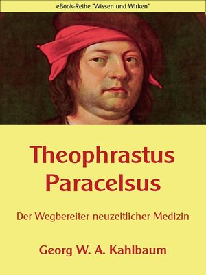 cover image of Theophrastus Paracelsus