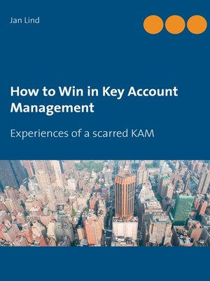 cover image of How to Win in Key Account Management