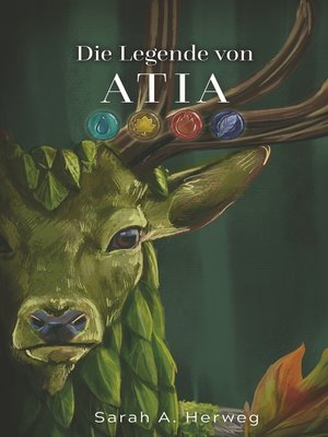 cover image of Die Legende von Atia