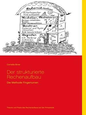 cover image of Der strukturierte Rechenaufbau