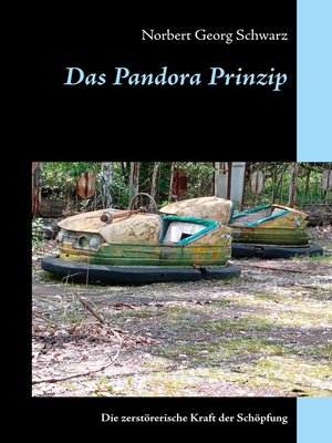 cover image of Das Pandora Prinzip