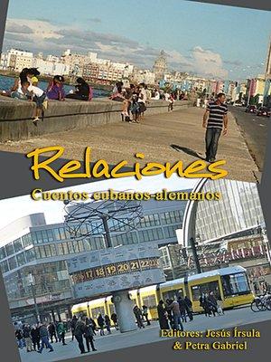 cover image of Relaciones