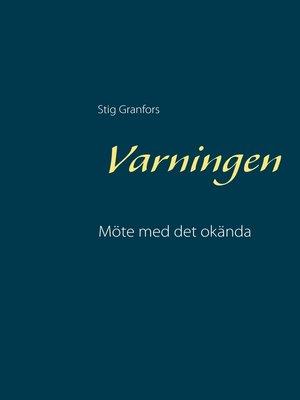 cover image of Varningen