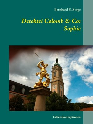 cover image of Detektei Colomb & Co--Sophie