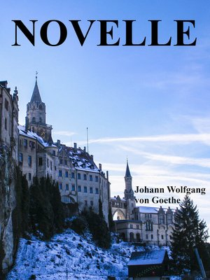 cover image of Novelle