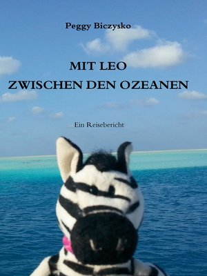 cover image of Mit Leo zwischen den Ozeanen