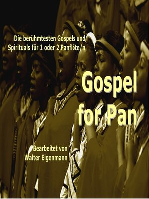 cover image of Gospel for Pan