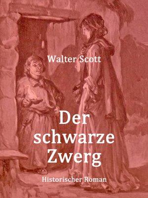 cover image of Der schwarze Zwerg