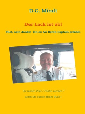 cover image of Der Lack ist ab!