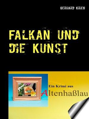 cover image of Falkan und die Kunst