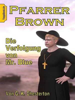 cover image of Die Verfolgung von Mr. Blue
