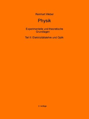 cover image of Physik II