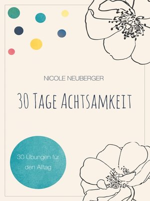 cover image of 30 Tage Achtsamkeit
