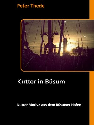 cover image of Kutter in Büsum
