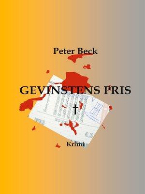 cover image of Gevinstens pris