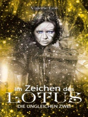 cover image of Im Zeichen des Lotus--4