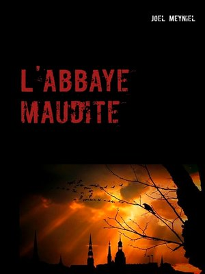 cover image of L'abbaye maudite
