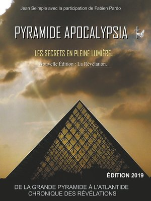 cover image of Pyramide Apocalypsia, nouvelle édition