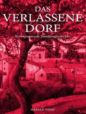 cover image of Das verlassene Dorf