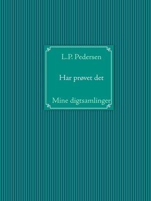 cover image of Har prøvet det