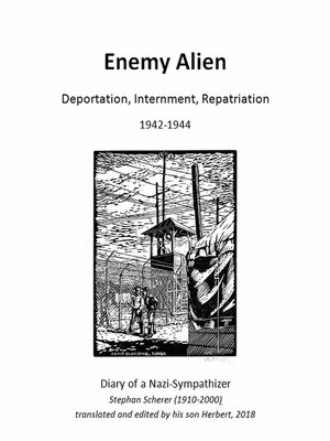 cover image of Enemy Alien