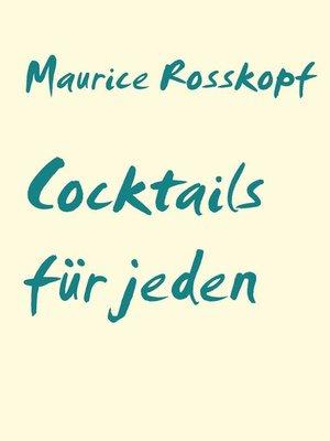 cover image of Cocktails für jeden