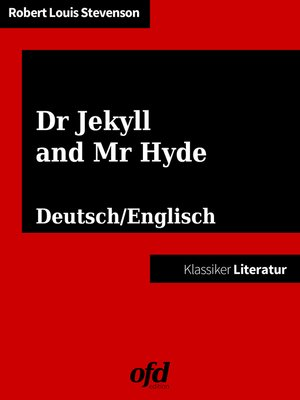 cover image of Der seltsame Fall des Dr. Jekyll und Mr. Hyde--Strange Case of Dr Jekyll and Mr Hyde