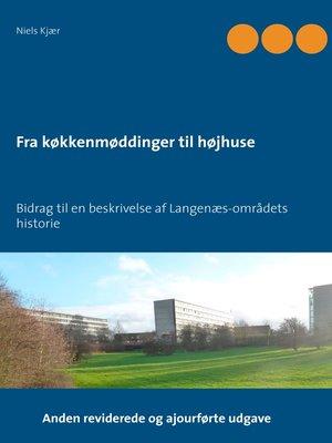 cover image of Fra køkkenmøddinger til højhuse