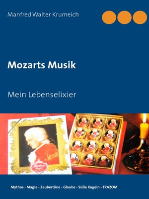cover image of Mozarts Musik