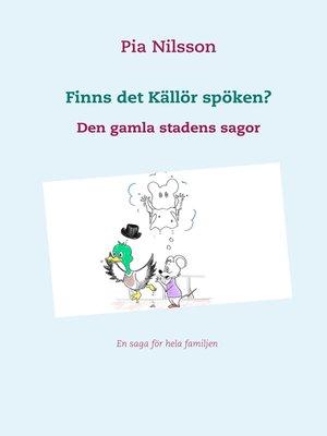 cover image of Finns det Källör spöken?