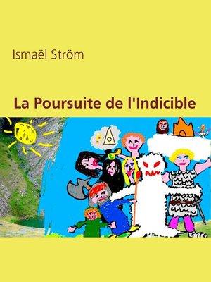 cover image of La Poursuite de l'Indicible