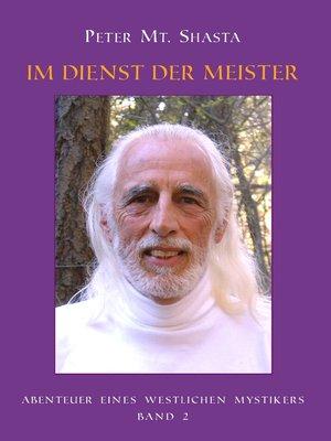 cover image of Abenteuer eines Westlichen Mystikers--Band 2