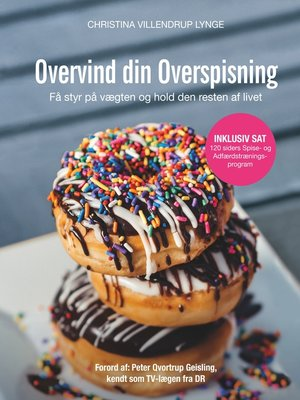 cover image of Overvind din Overspisning