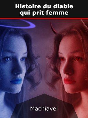 cover image of Histoire du diable qui prit femme